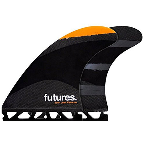 Futures Fins John John Florence Medium Techflex Thruster