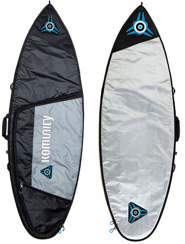Komunity Project Armour Single Lightweight Traveler Board Bag - DriftingThru.com