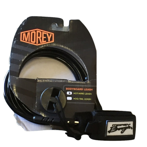 Morey Boogie Hot Wire Straight Bodyboard Leash