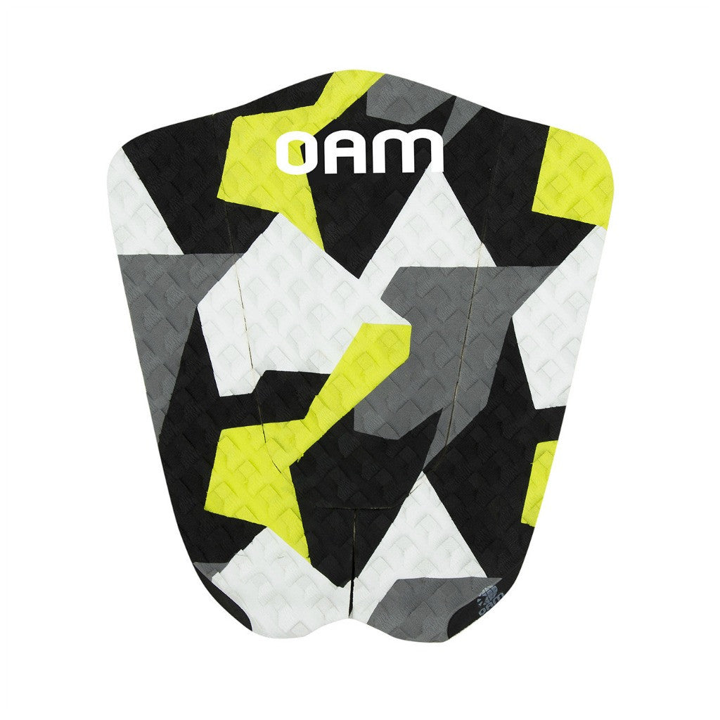 OAM On A Mission Alex Grey Highlighter Camo Surf Traction Pad 2016