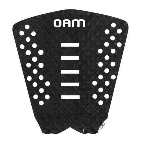 OAM On A Mission Cory Lopez Reverse Series Surf Traction Pad Black 2016