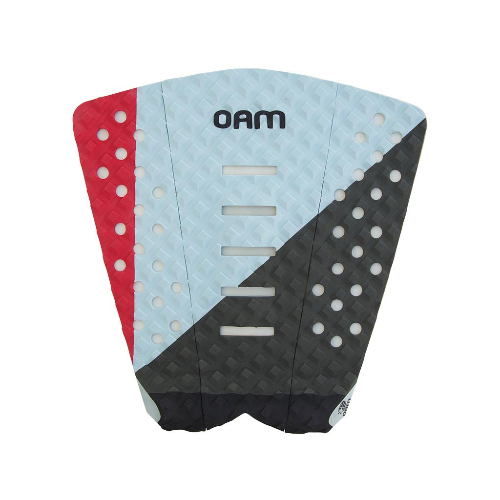 OAM On A Mission Cory Lopez Reverse Series Surf Traction Pad Red 2016