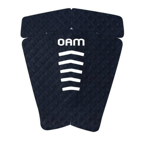 OAM On A Mission Crooked Series Surf Traction Pad Black