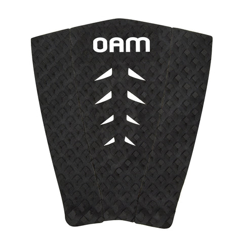 OAM On A Mission Michel Bourez Clean Series Surf Traction Pad Black 2016