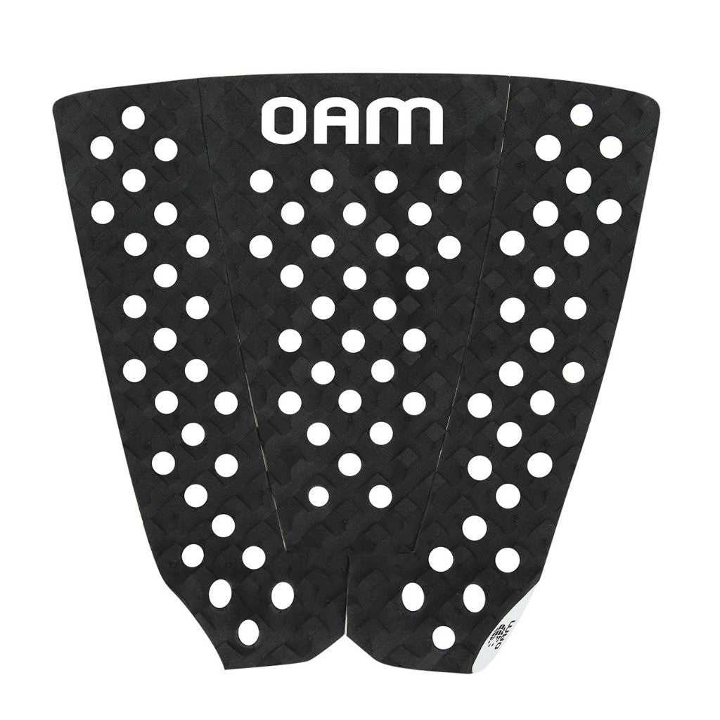 OAM On A Mission Solid Series Surf Traction Pad Black