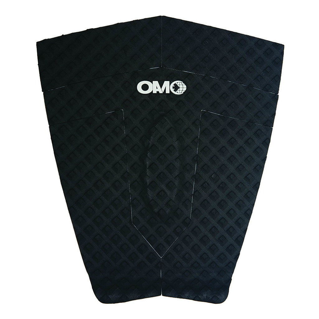 OAM On A Mission Taylor Jensen Retro Series Longboard Surf Traction Pad Black