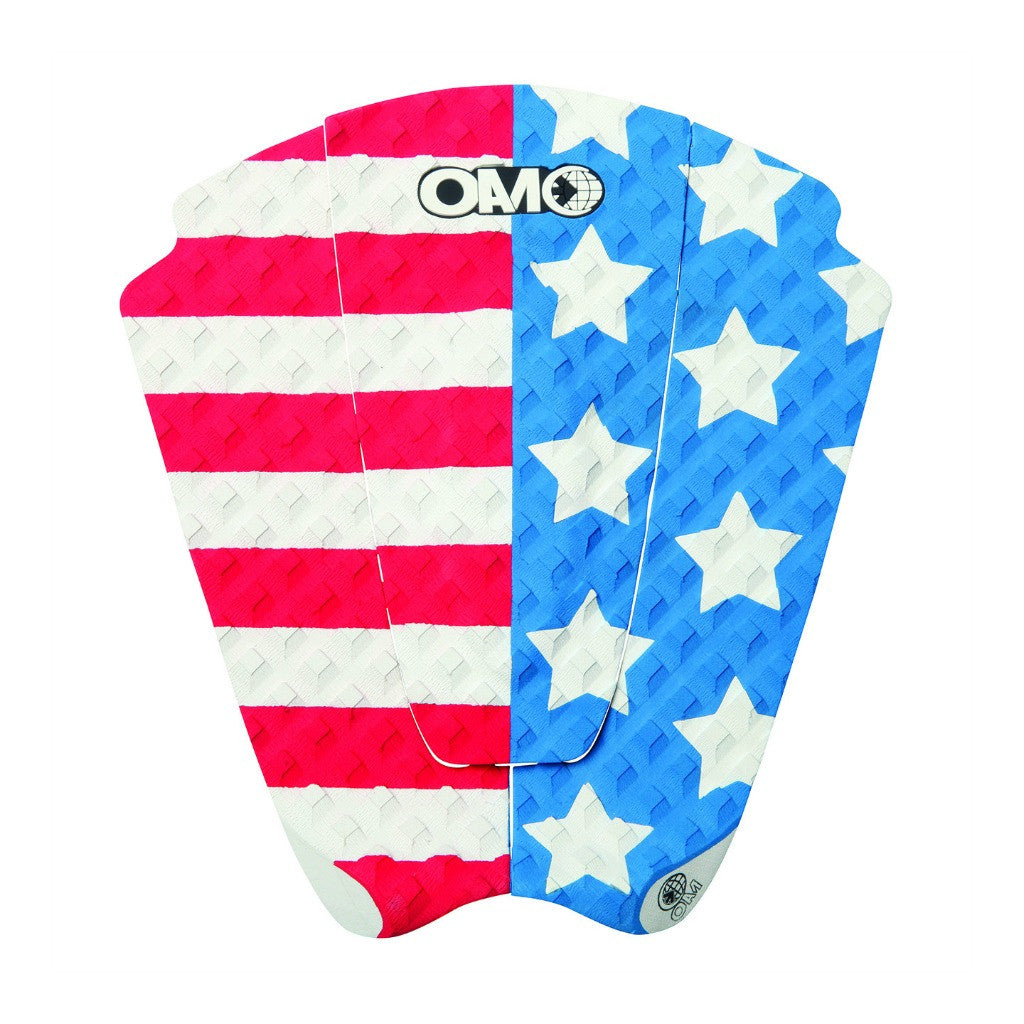 OAM On A Mission Taylor Knox Bolt Series Surf Traction Pad USA 2016