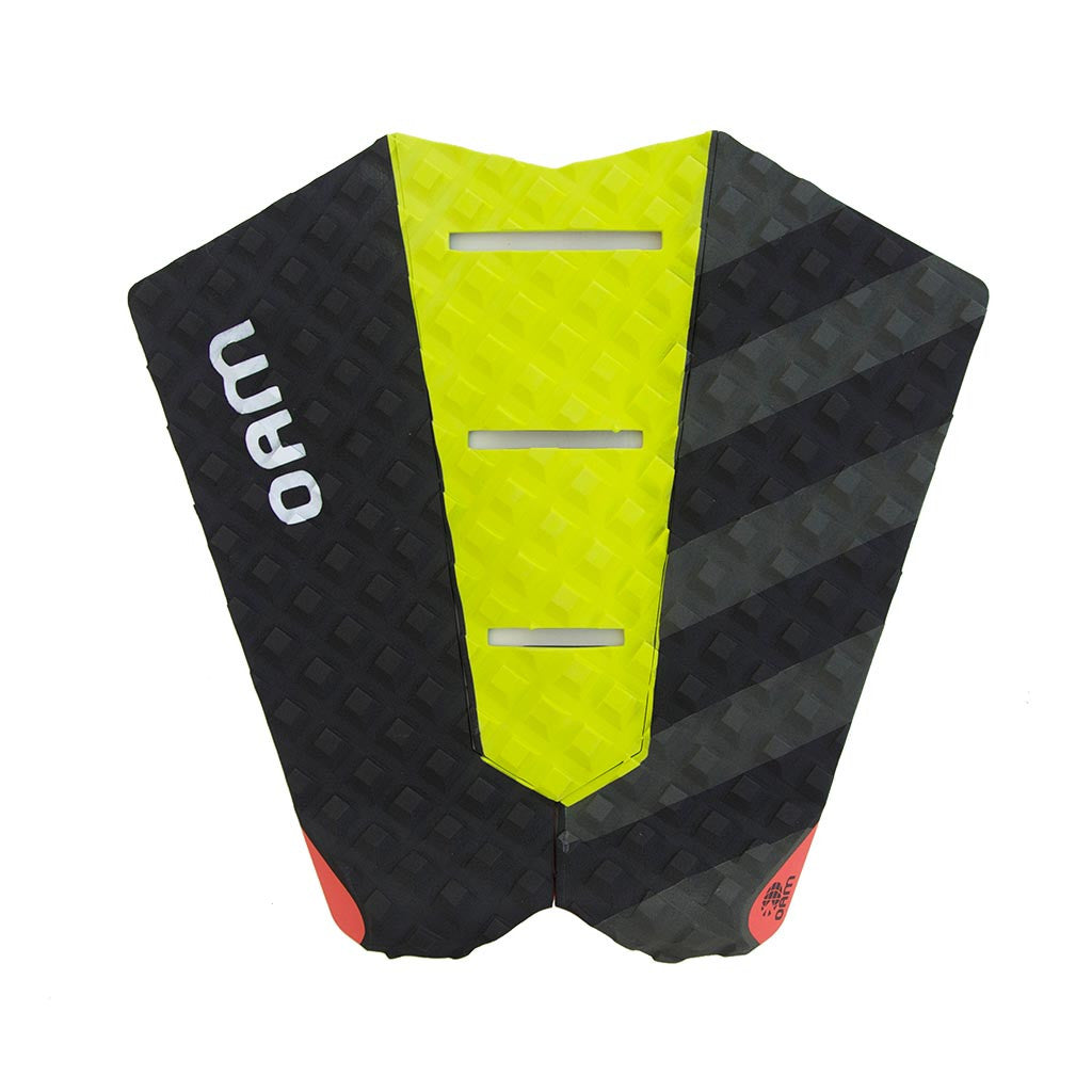 OAM On A Mission Torrey Meister Mahalo Series Surf Traction Pad Lime