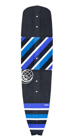 OAM On A Mission SUP Traction Pad Blue Stripe