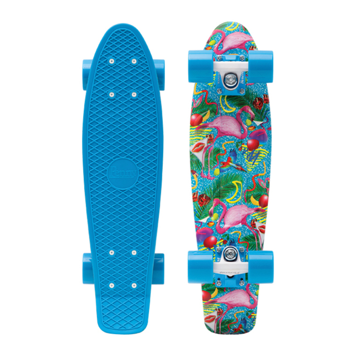 "Penny 22"" Miami Graphic Cruiser Complete Skateboard"