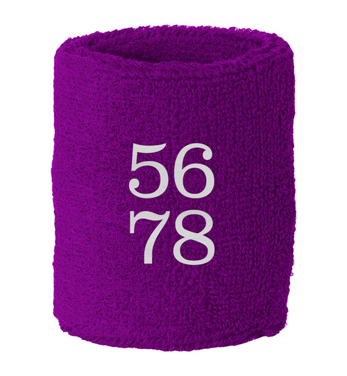 5 6 7 8 wristbands (more colors)