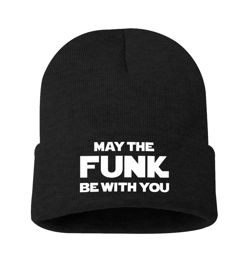 may the funk be with you beanie