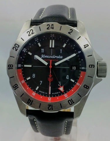 Vostok Komandirskie K-39 Russian Military Watch 2426/390635
