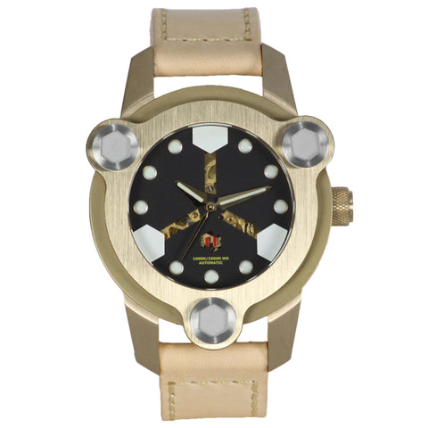 DeltaT NBS MKI-CBG Automatic Multi-Strap Watch - Russia2all