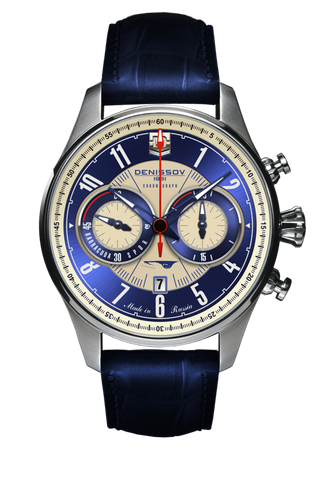 Denissov Baracuda Limited Edition Watch 3133.1026.W.B27