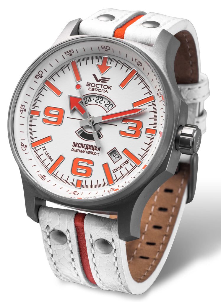 Vostok-Europe Expedition North Pole Watch 2432/5955273 - Russia2all
