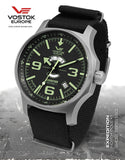 Vostok-Europe Expedition North Pole - 1 Watch (2432/5955193N) - Russia2all