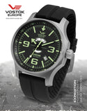 Vostok-Europe Expedition North Pole - 1 Watch (2432/5955193S) - Russia2all
