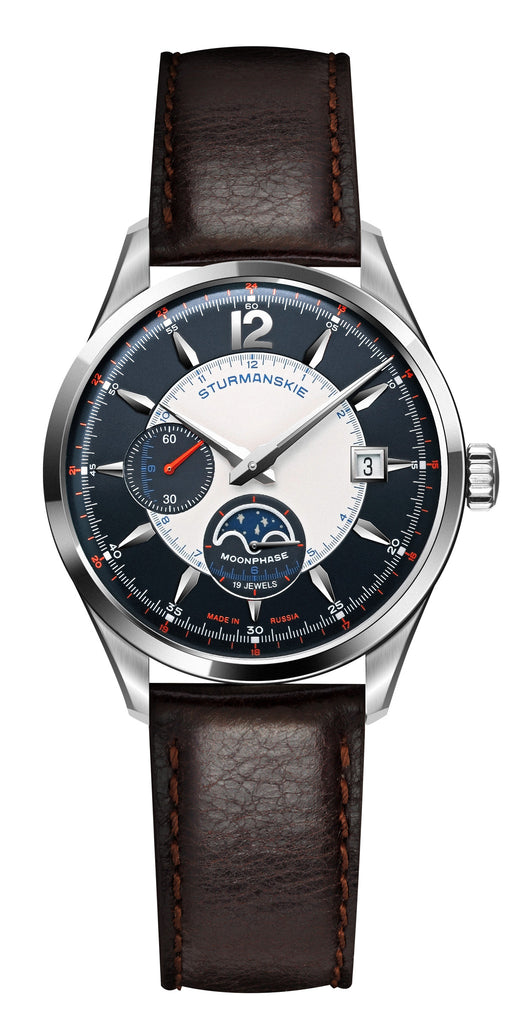 Sturmanskie Russian Mechanical Moonphase 310579/1845988 - Russia2all