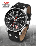 Vostok-Europe Expedition North Pole 1 - Dual Time 515.24H-595A500