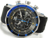 Vostok-Europe Lunokhod 2 Grand Chrono Tritium Tube Watch 6S30/6205213 - 7