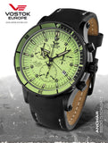 Vostok Europe Anchar Quartz Chrono Watch 6S30/5104243 - Russia2all