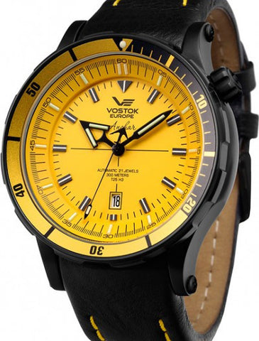 Vostok-Europe Anchar Mens Diver Watch NH35A/5104144 - Russia2all