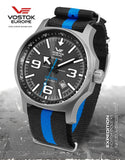 Vostok-Europe Expedition North Pole - 1 Watch (NH35A/5955195) 2-Straps - Russia2all