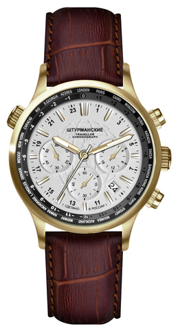 Sturmanskie Traveller Chrono Quartz Watch S VD53/3386880 - Russia2all