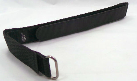 Aviator NATO Ballistic Nylon Strap 22mm Black-Avi.22.N.S.Bk - Russia2all