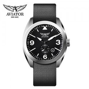 Aviator MiG-21 Foxbat M.1.10.0.028.7 Quartz Watch - Russia2all