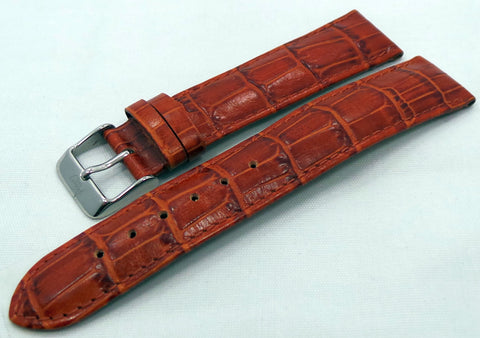 Avery Leather Strap 20mm Brown-Avr.20.L.S.Br - Russia2all