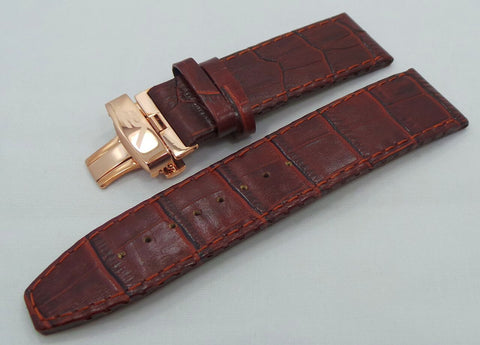 Vostok Europe Ekranoplan Caspian Sea Monster Leather Strap 25mm Brown-CSM.25.L.R.Br - Russia2all