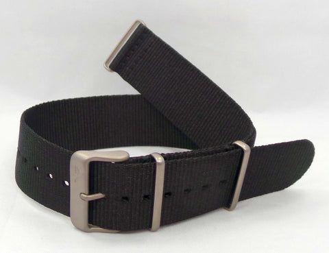 Vostok Europe Expedition North Pole NATO Ballistic Nylon Strap 24mm Black-Exp.24.N.M.Bk - Russia2all