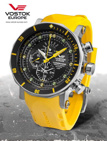 Vostok Europe Lunokhod 2 YM86/620A505 - Russia2all