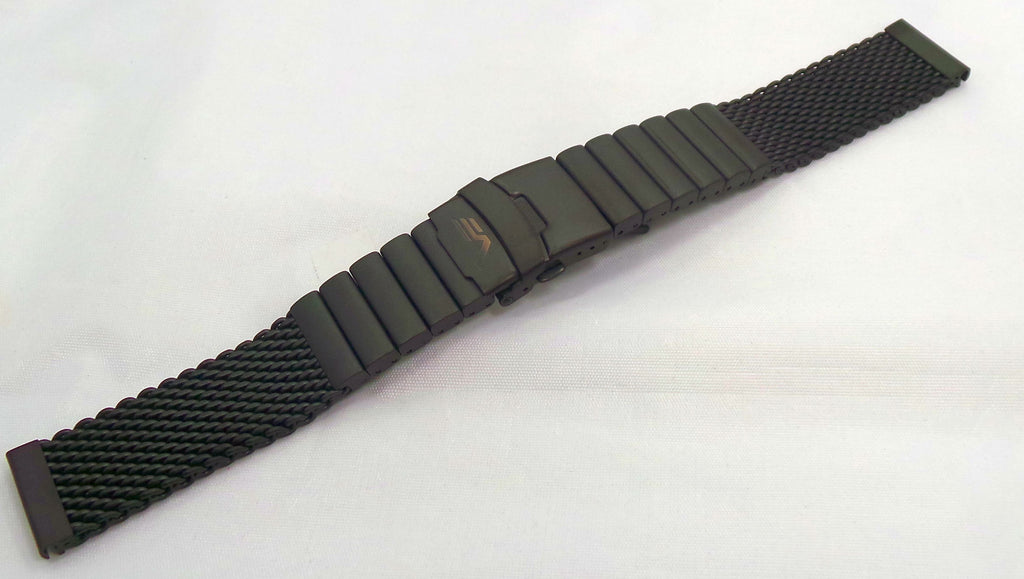 Vostok Europe Gaz-Limo Bracelet 22mm Black PVD-Gaz.22.B.B - Russia2all