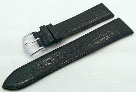 Generic Leather Strap 20mm Black-Gen.20.L.S.Bk - Russia2all