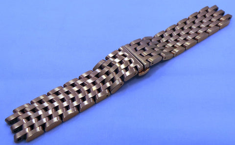 Generic Bracelet 22mm Rose Gold-Gen.22.B.R - Russia2all