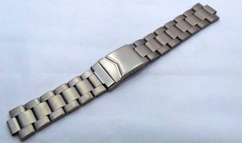 Generic Bracelet 22mm Matte Stainless Steel-Gen.22.B.S - Russia2all