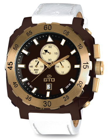 GTO Dino Chronograph Watch DI0100120 - Russia2all