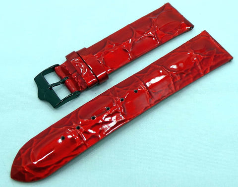 Vostok Europe Ladies N1 Leather Strap 20mm Red-Lad.20.L.B.R