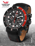 Vostok-Europe Mriya Automatic Chronograph Watch NE88/5554238 - 4