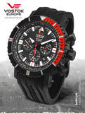 Vostok-Europe Mriya Automatic Chronograph Watch NE88/5554238 - 1