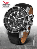 Vostok-Europe Mriya Automatic Chronograph Watch NE88/5555237 - 3
