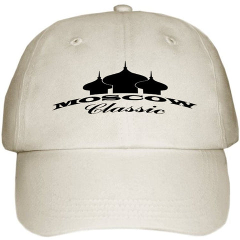 Russia2all Moscow Classic Ball Cap - Gift With $239 Purchase Only* - Russia2all