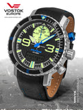 Vostok-Europe Mriya AnaDigi Watch 9516/5555249 - 2