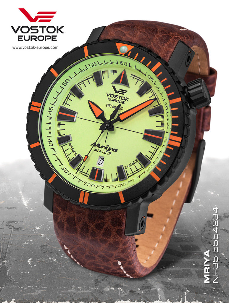 Vostok-Europe Mriya Automatic Watch NH35A/5554234 - 1