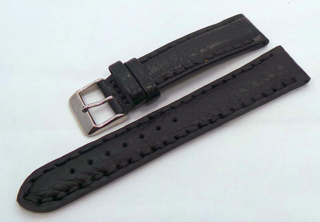 Vostok Europe N1 Rocket-Radio Room Leather Strap 20mm Black-N1RR.20.L.S.Bk