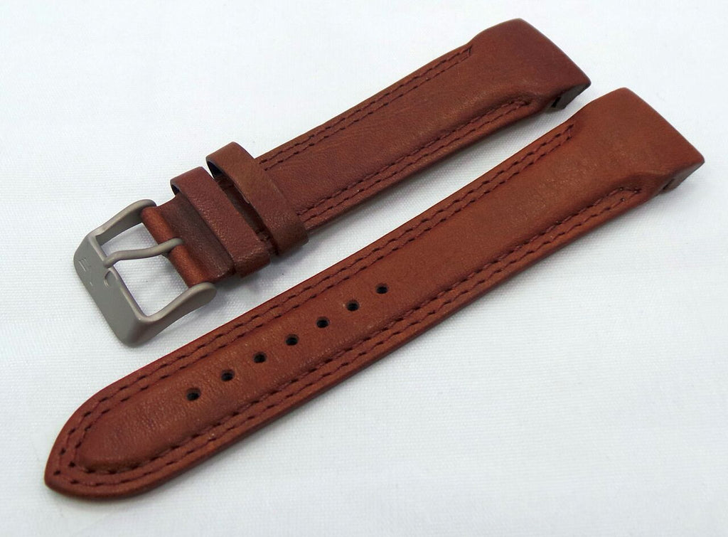 Vostok Europe N1 Rocket-Radio Room Leather Strap 22mm Brown-N1RR.22.L.M.Br - Russia2all