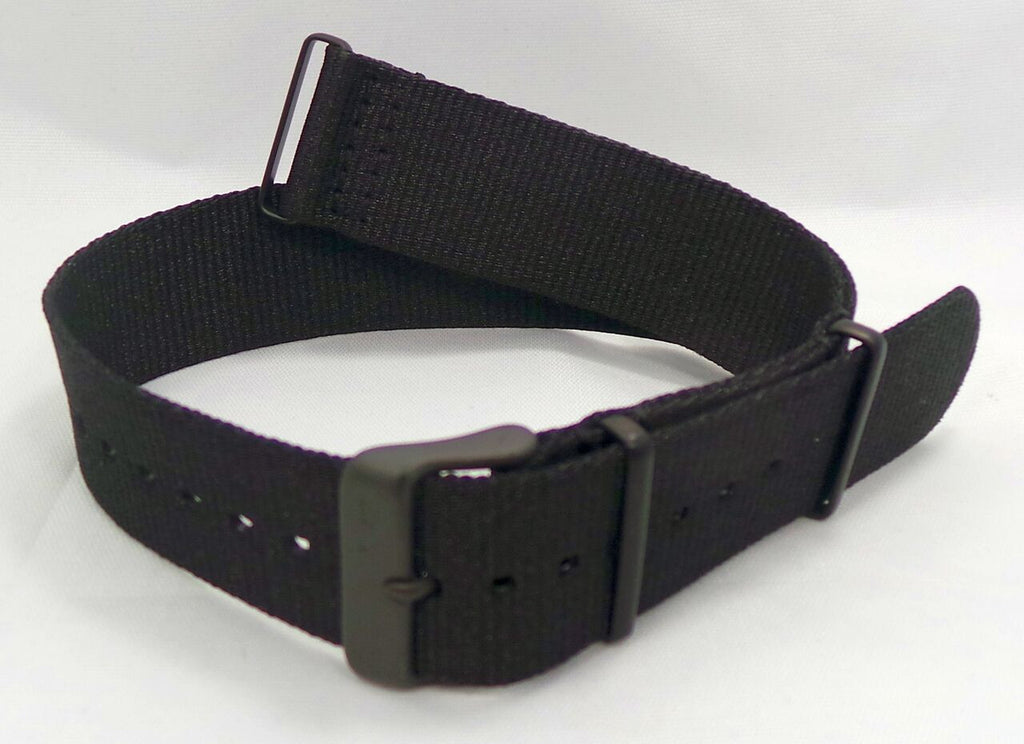 Vostok Europe N1 Rocket Radio Room NATO Ballistic Nylon Strap 22mm Black-N1RR.22.N.B.Bk - Russia2all